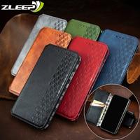 Custodia in pelle di lusso per iPhone SE 2020 12 Mini 11 Pro XR XS Max 8 7 6 6s Plus Flip portafoglio porta carte di credito supporto per telefono borse Cover Coque