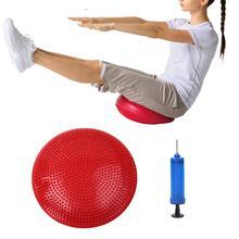 Тренировочный Коврик для балансировки ягодиц, массажный диск для йоги, доска для упражнений