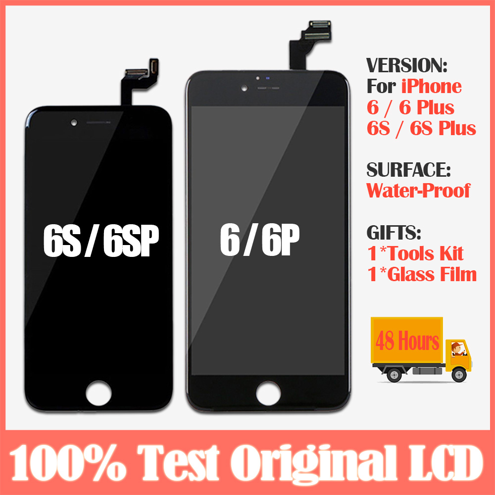 100% <font><b>Original</b></font> LCD Für Apple <font><b>iPhone</b></font> 6 <font><b>6s</b></font> 6p 6sp LCD <font><b>Display</b></font> + Touch Screen Digitizer Ersatz Für <font><b>iPhone</b></font> <font><b>6s</b></font> plus <font><b>Display</b></font> lcd image