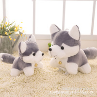 Plush Toy Doggy Doll Party Version Husky Doll Specifically Approved Children Valentine's Day Birthday Gift a Generation of Fat