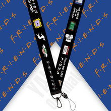 Lanyard-Badge Friends Neck-Straps-Accessories Mobile-Phone-Rope/key-Lanyard S234