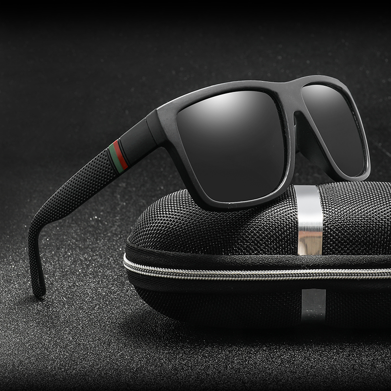 Polaroid Sunglasses Oculos Square Vintage Unisex Men Women Famous-Brand for Feminino