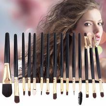 5 шт/наборы кистей для макияжа Профессиональный набор косметики