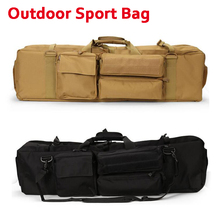 Nylon Heavy Duty M249 Tactical Gun Bag Outdoor Hunting Airsoft Rifle Gun Carry Case Shoulder Holster about 96cm