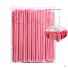 100 piecesNatural Ear Candling Pure Beeswax Candle Thermo Auricular Therapy Stra