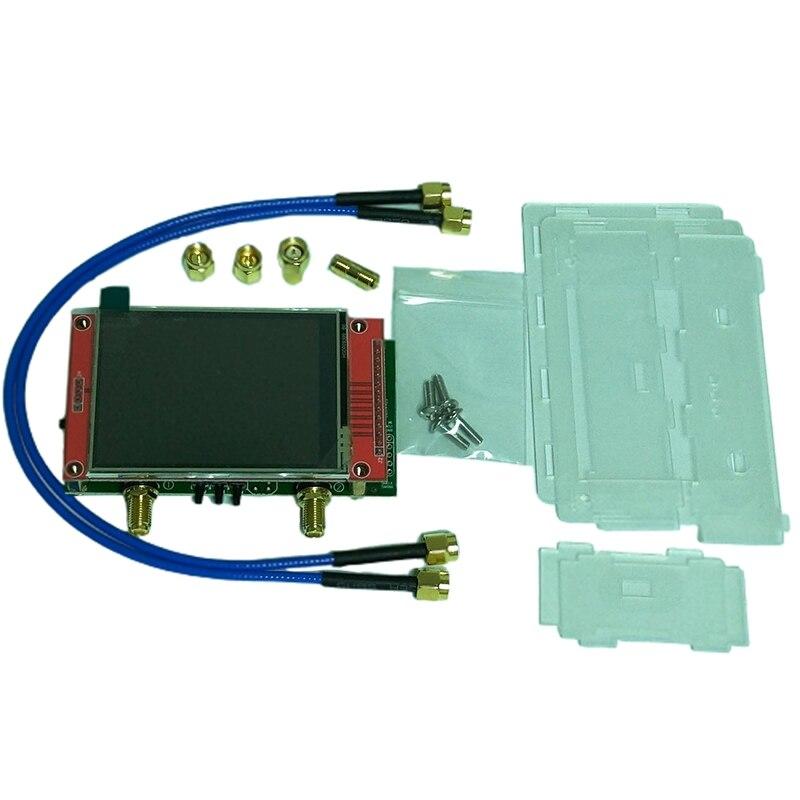 NanoVNA V2 2,8 Inch LCD HF VHF UHF UV Vector Network Analyzer 50KHz-3GHz Antenne Analysator Netzwerk analysator