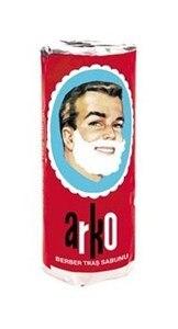 Jabón de afeitar Arko 75 g