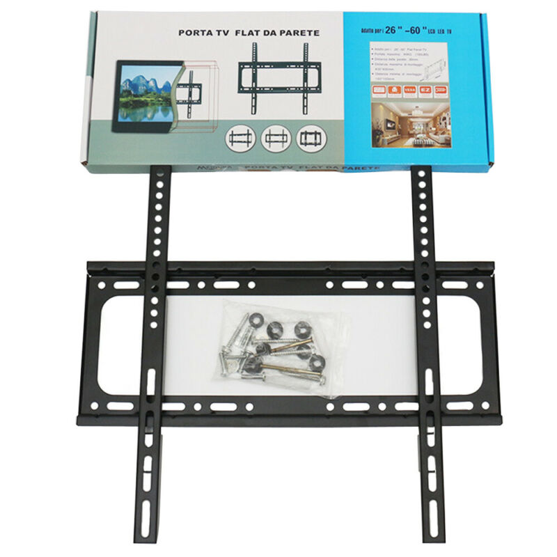 Universal TV Wall Mounted Bracket For SONY SAMSUNG LG Panasonic 17 Inch