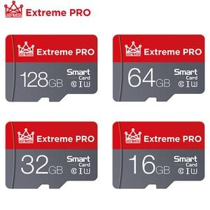 Micro SD Card Class10 memory card 64 gb 128 gb U3 Mini microSD flash drive 16gb 32 gb cartao de memoria TF Card For iPhone ipad