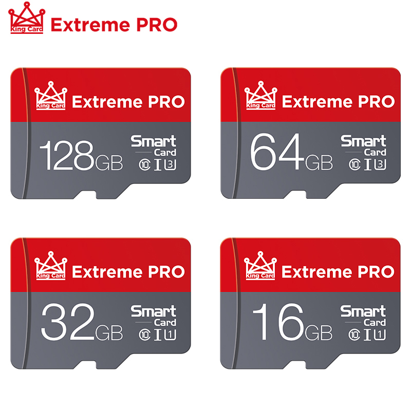 Micro SD Karte Class10 speicher karte 64 gb 128 gb U3 Mini microSD-stick 16gb 32 gb cartao de memoria TF Karte Für iPhone ipad