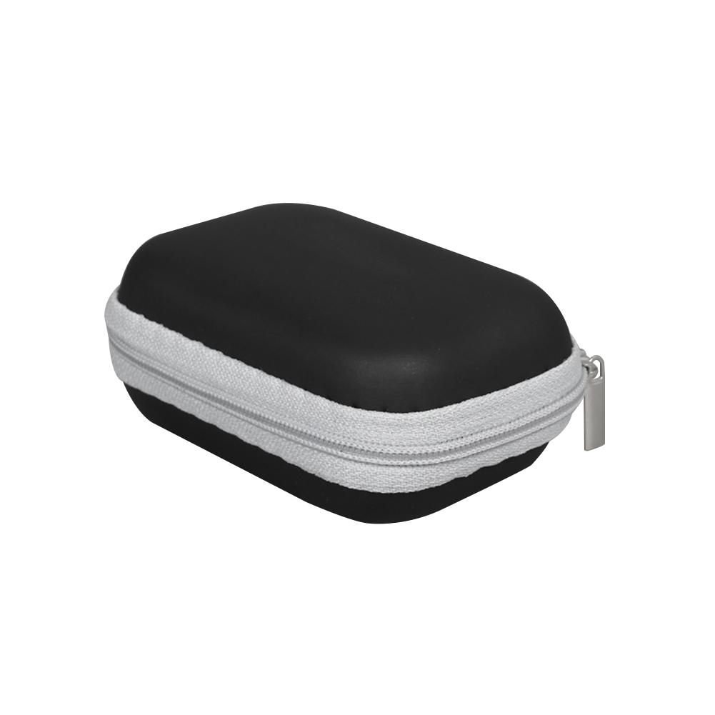 Protecive Case Bag Portable Zipper Carry Pouch Box For Fingertip Pulse Oximeter Hard EVA Travel Oximeter Quick Delivery New