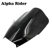 02 14 TDM 900 Motorrad ABS Windschutz Windschutz Mehr höher 22mm Als Standar Für Yamaha TDM900 Tracer 900 2002   2013 2014