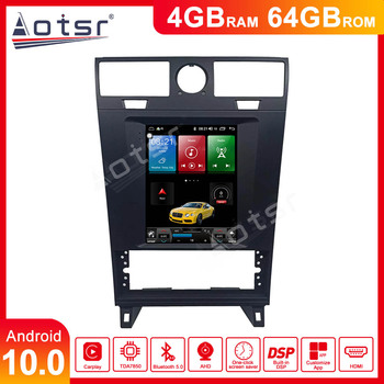4+64G vertical Tesla screen Android 10.0 Car Multimedia Player For Lincoln Navigator 2005-2009 Navi audio radio stereo head unit