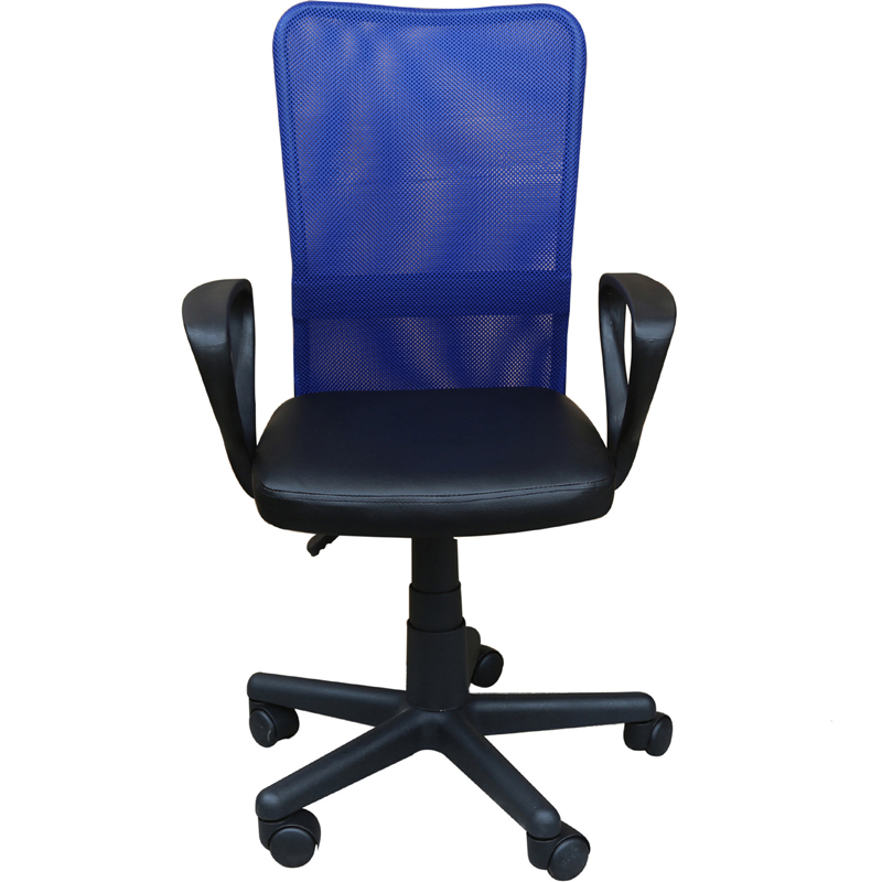 Office Net Cloth Chair Student Staff Lift Office Chair Leisure Meeting Chair Bow Rotating Computer Chair