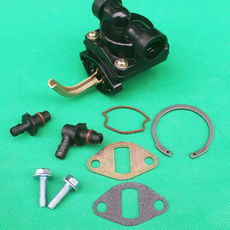 Fuel Pump For John Deere AM133627 LX173 GT225 LT133 LX173 L110 Durable Black