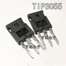 50 قطعة TIP3055 أعلى 247