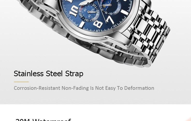 H8a1ec660bb9448c68cc7a09f4570bd1aQ AESOP Luminous Automatic Mechanical Watch Men Luxury Brand Business Waterproof Stainless Steel Male Clock Relogio Masculino 2019