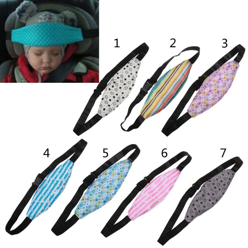Car Safety Children Fixing Band Car Seat Sleep Nap Kid Sleeping Head Support Belt Positioner Baby Sroller Holder Belt