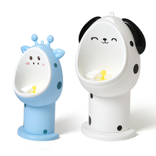 Baby Boy Urinal Toddler Wall-Mounted Hook Potty Toilet Train