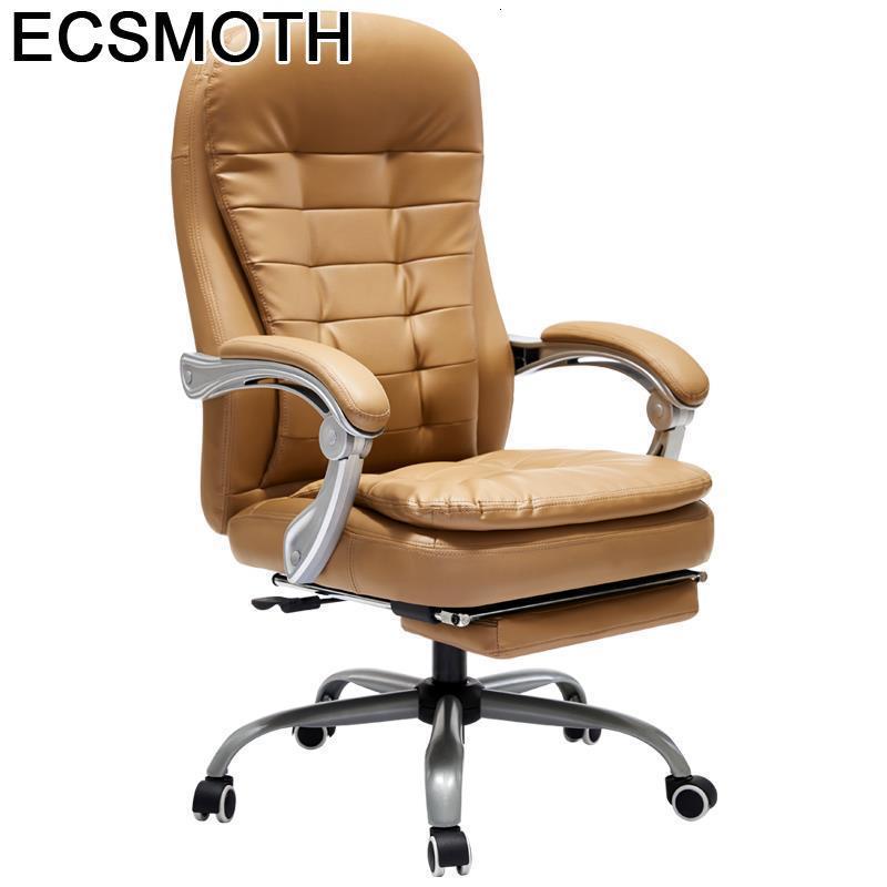 De Ordinateur Gamer Taburete Sillones Boss T Shirt Oficina Bureau Meuble Leather Silla Gaming Cadeira Poltrona Computer Chair