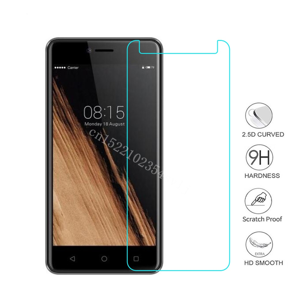 Smartphone Tempered Glass For DEXP BL250 B450 A150 BS550 G250 B350 G150 Electron Explosion-proof Protective Film