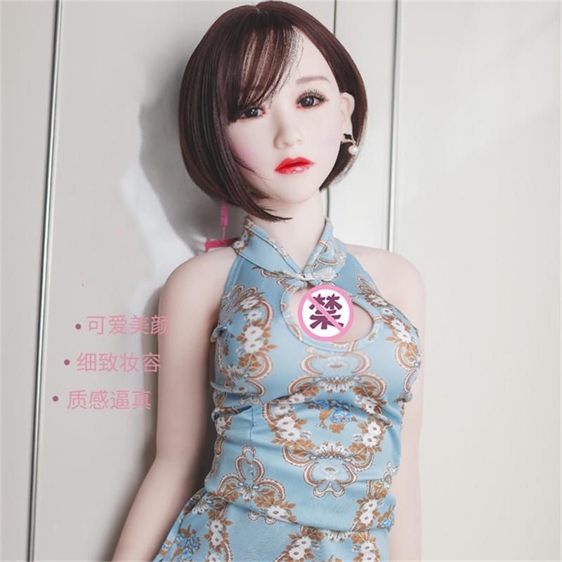 100cm Real Silicone Sex Dolls Robot Japanese Anime Full Oral Love Doll Realistic Adult for Men Toys Big Breast Sexy Mini Vagina#