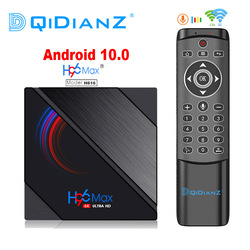 2020 H96 MAX H616 Smart TV Box Android 10 4GB 32GB 64GB 4K Youtube lecteur multimédia H96MAX TVBOX Android TV décodeur 2GB16GB