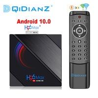 H96 MAX H616 Dispositivo de TV inteligente Android 10 4GB 32GB 64GB 4K Youtube reproductor de medios H96MAX TVBOX Android decodificador 2GB16GB