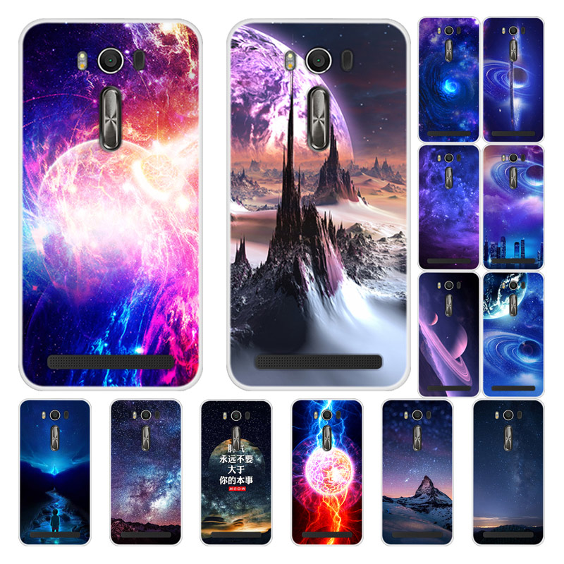 For <font><b>Asus</b></font> <font><b>Zenfone</b></font> <font><b>2</b></font> Laser ZE550KL Case Ultra Thin Cute Soft TPU Silicone Back Cover For <font><b>Asus</b></font> ZE550KL ZE <font><b>550KL</b></font> Phone Cases Capa image