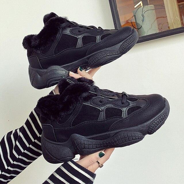 Winter Women Sneaker 2020 Winter Shoe