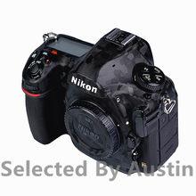 Camera Skin Decal Protector Voor Nikon D850 D750 D810 Anti-Kras Sticker Wrap Film Cover Case
