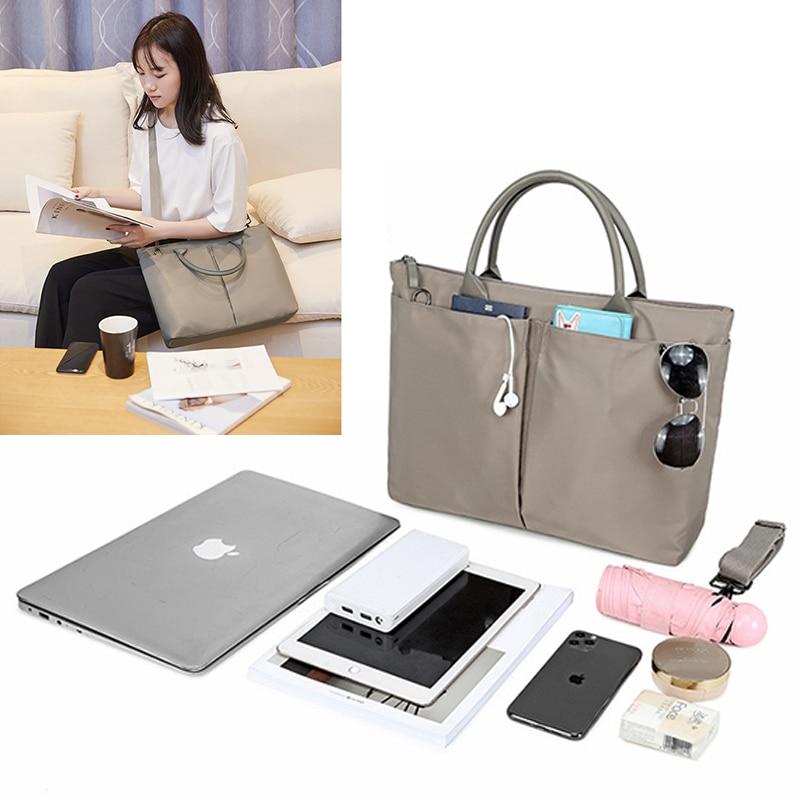 Fashions lady laptop Sleeve case shoulder Notebook Bag for Mackbook Air 13.3 14 15.6 inch women Handbag briefcase Crossbody bags