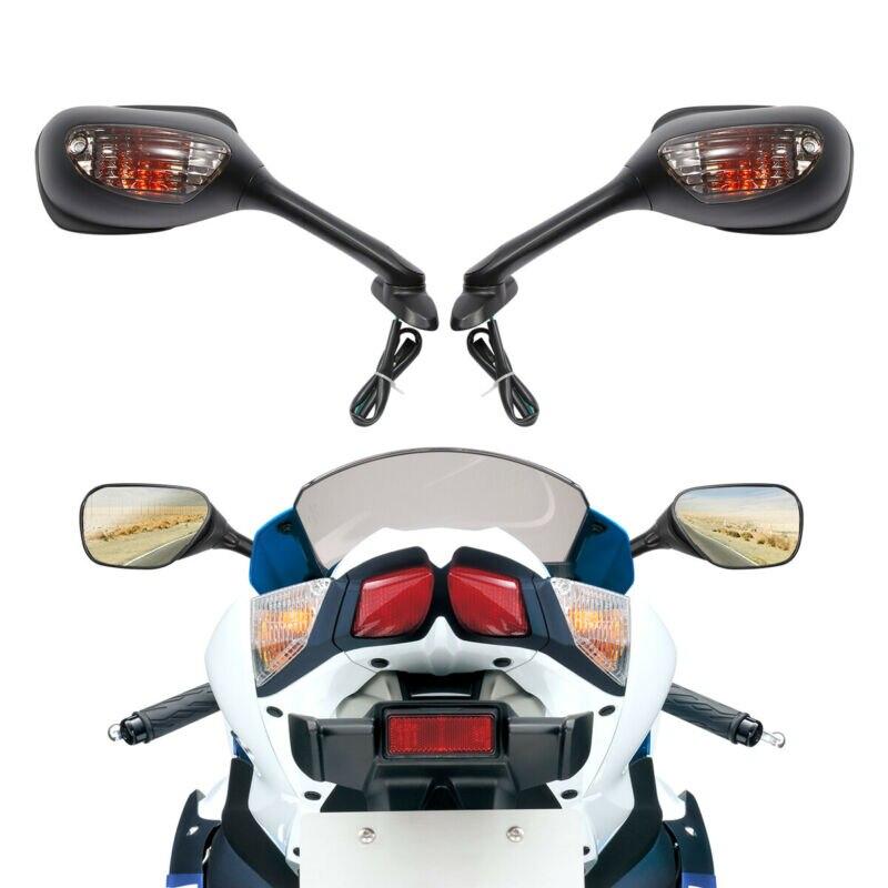 Зеркала заднего вида с указателем поворота для мотоцикла Suzuki GSXR600 GSX-R 750 2006-2015 GSXR1000 2005-2015