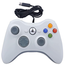 ZZHXON game controlller USB Wired Gamepad for Xbox 360 / for Windows 7/8/10 Microsoft PC Controller Support for Steam Game