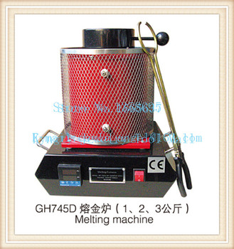 Free Shipping by DHL jewelry diy making Tools 110V 3kg Gold Casting Machine Gold Melting Machine