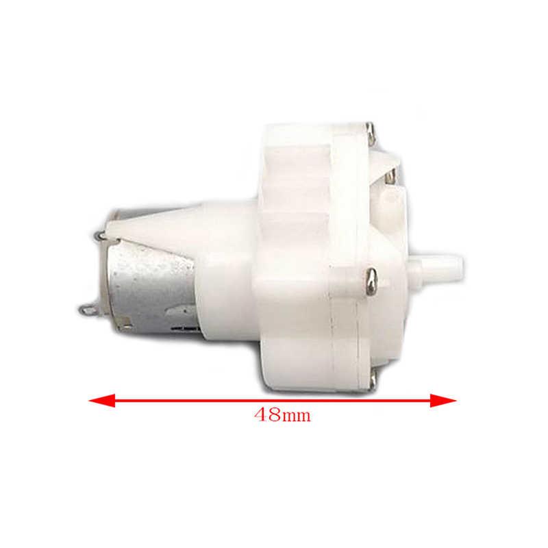 אחד סט מיני שמן משאבת DC מיקרו הילוך עצמי תחול מים משאבת יניקה עם 1M צינור