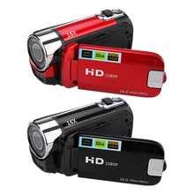 16X LCD Digital Camera Professional 1080P HD Video Records Clear Night Vision Anti-shake Timed Selfi