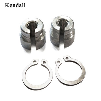 Billet Aluminum Throttle Cable Bushings For BMW E30 E34 E28 E39 E36 M20 M30 M50 S14 M60 image