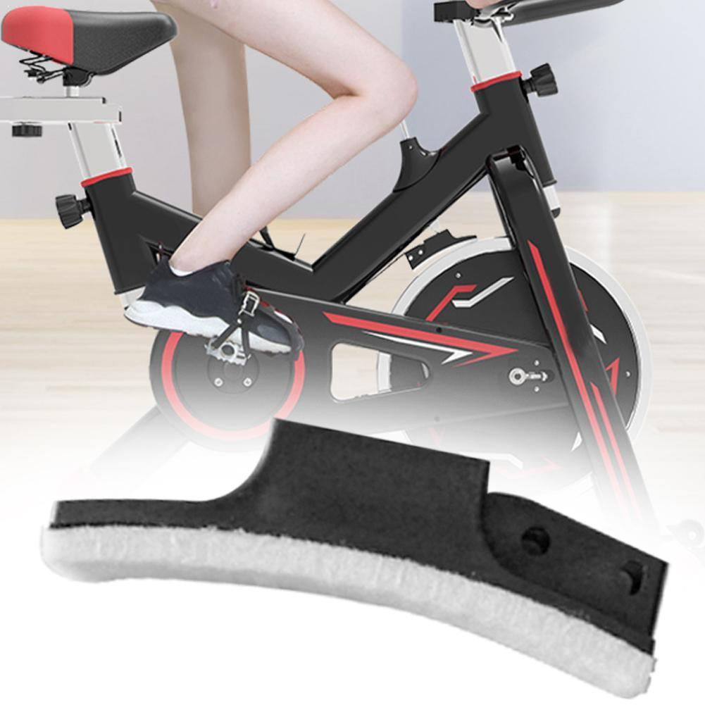 Hairy Pad For Spinning Bike Brake Pads Exercise Bike Pads Blike 1pc For Fitness Brake Brake Replacement Group Parts C4T2
