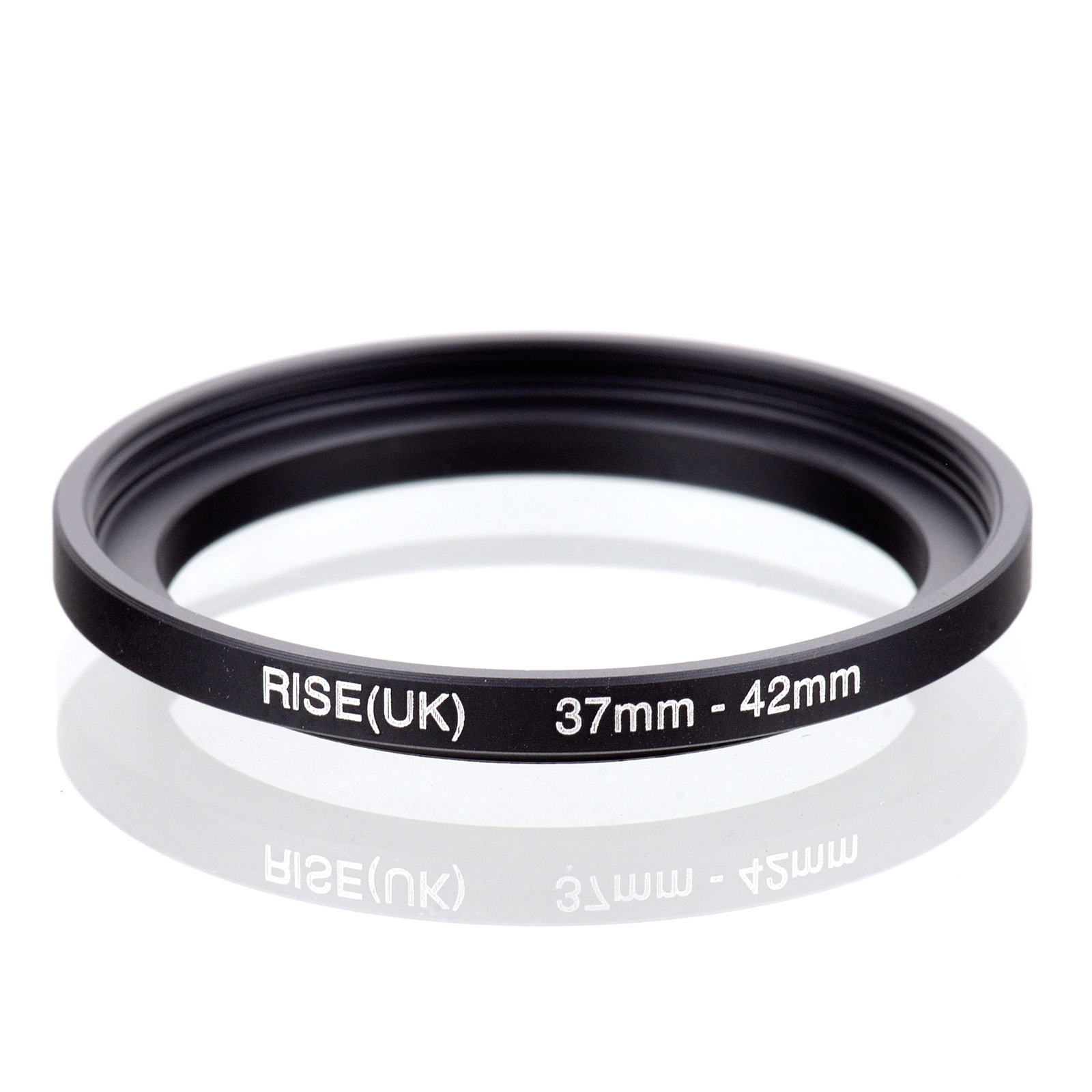 RISE(UK) 37mm-42mm 37-42 Mm 37 To 42 Step Up Filter Ring Adapter