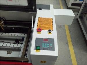 Image 3 - Лазерная гравировка 600*400 мм 80 Вт 220 В/110 В Co2 машина для лазерной гравировки и резки DIY Лазерный Резак маркировочная машина, резьба машина