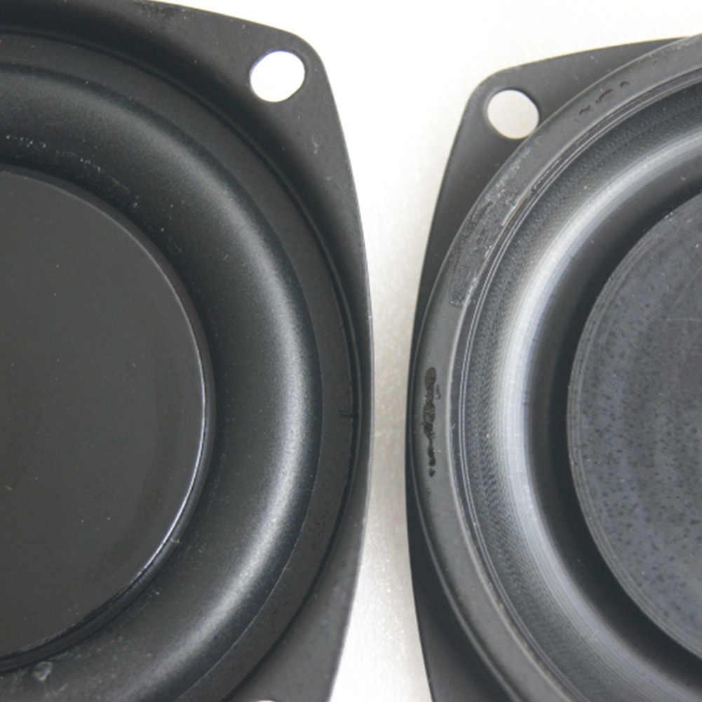 軽量ウーファーホーム振動板偽トランペットスピーカ振動板旅行膜簡単インストール耐久性 3 インチ低音