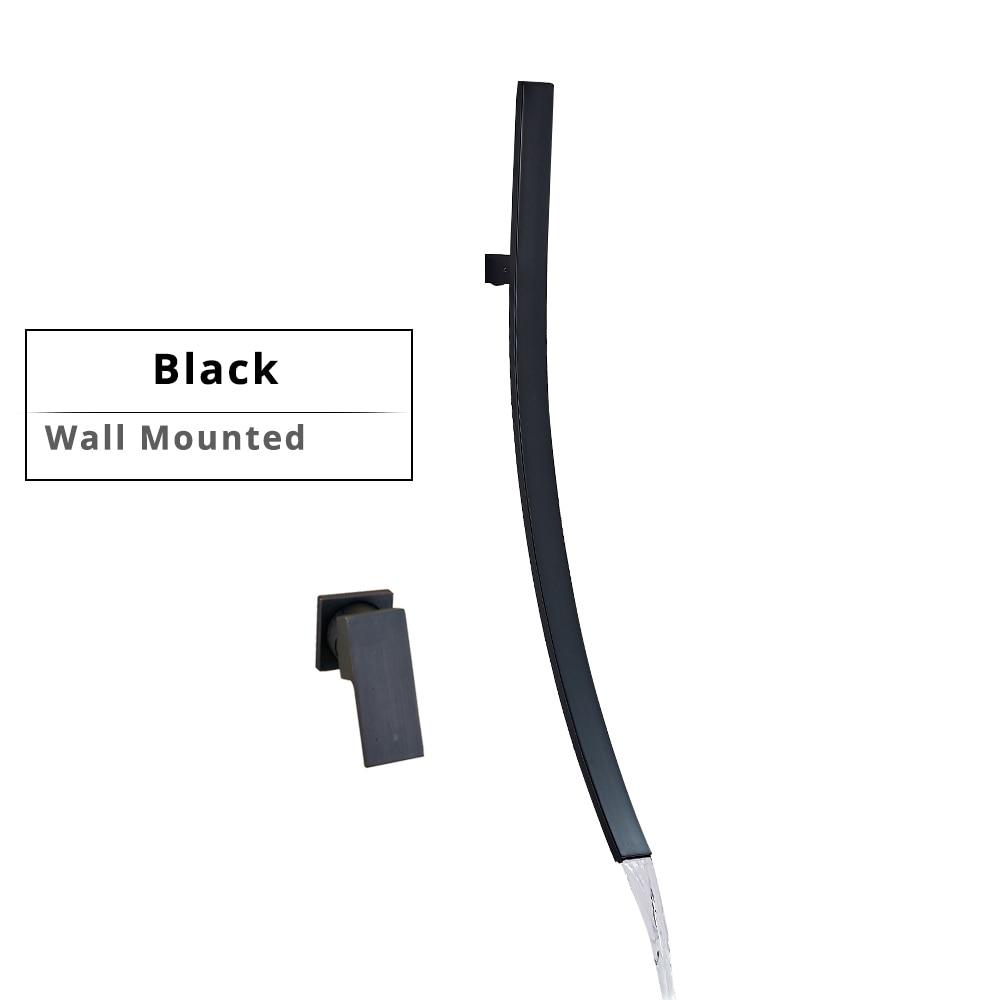 Wall Black Color