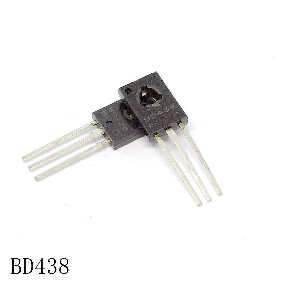 Transistor bd438