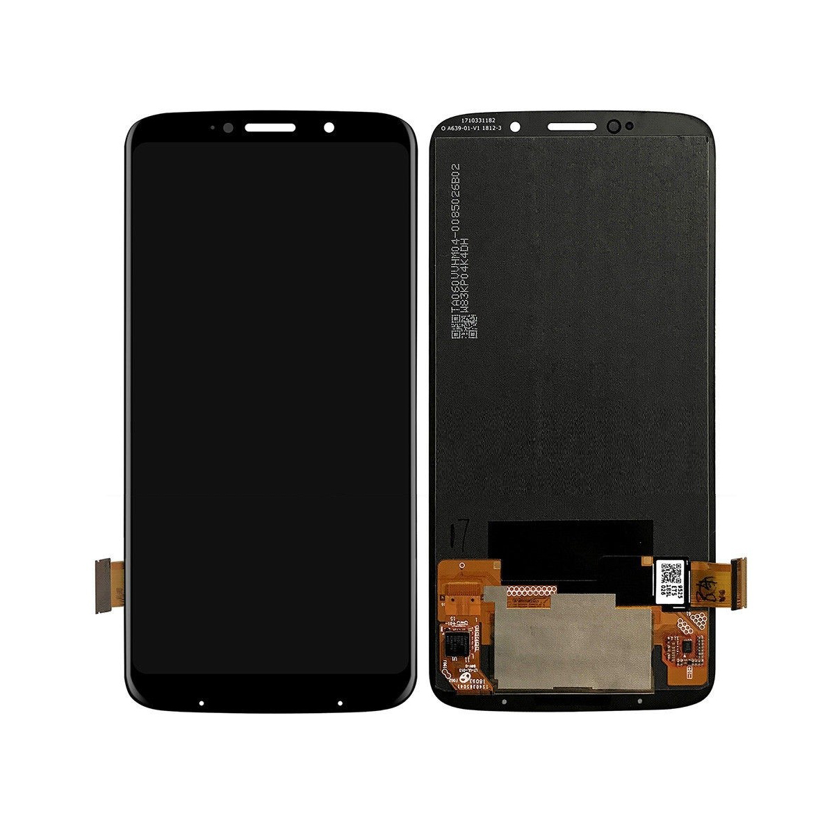 For Motorola Moto Z3 Play XT1929 LCD Display Touch Screen Digitizer Assembly For Moto Z3 Play Replacement Screen With Shadow
