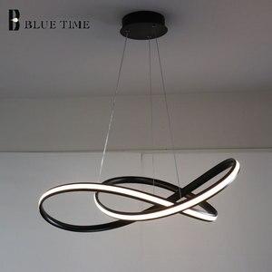 Image 1 - โมเดิร์นโคมไฟระย้า LED สำหรับห้องนั่งเล่นห้องนอนห้องนอนโคมไฟพื้นผิว LED โคมระย้าโคมไฟแขวนโคมไฟ