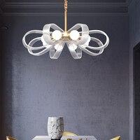 Modern Luxury Creative Individual Led Chandeliers Lighting Dandelion Light Fixture Designer Living Room Store Hall Bedroom Bar