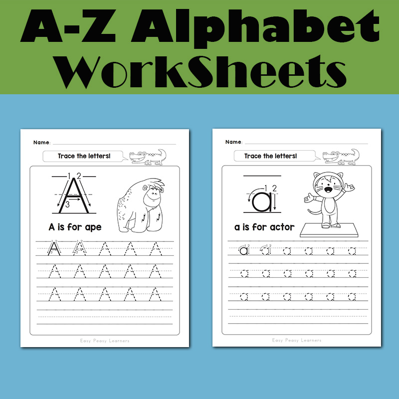 Educational Toys For Children Learn English ABC 26 Letters Alphabets  WorkSheets Interactive Phonics Coloring Practice Book Kids- AliExpress