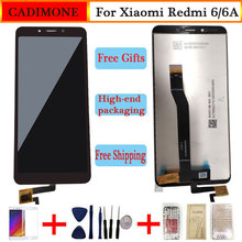 Original LCD For Xiaomi Redmi 6 LCD Display Screen Replacement For Redmi 6 Redmi 6A LCD Display Screen 1440*720 Resolution