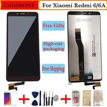 オリジナル Xiaomi Redmi Redmi 6 液晶ディスプレイスクリーン交換 6 Redmi 6A Lcd ディスプレイ画面 1440*720 解像度
